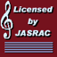 Licensed by JASRAC